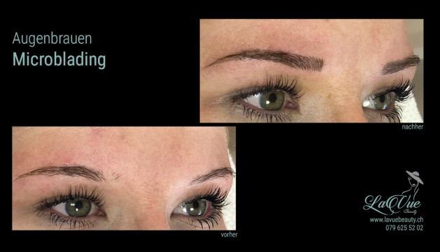 MICRONEEDLING Microblading Permanent Make-up