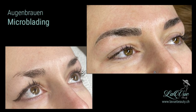 MICROBLADING PERMANENT MAKE-UP MICRONEEDLING THUN BERN
