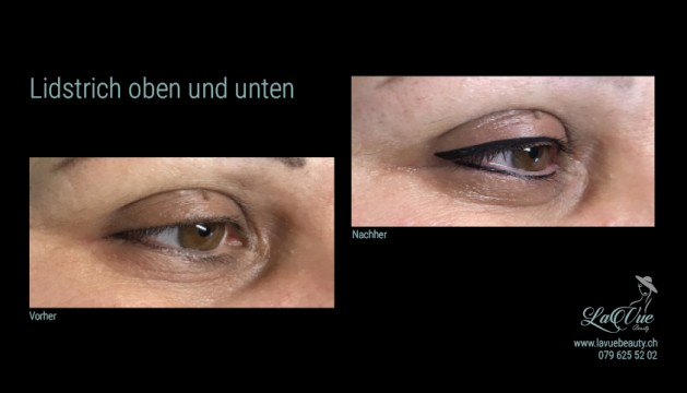 permanent MAKE UP MICROBLADING THUN BERN WIMPERNVERLÄNGERUNG