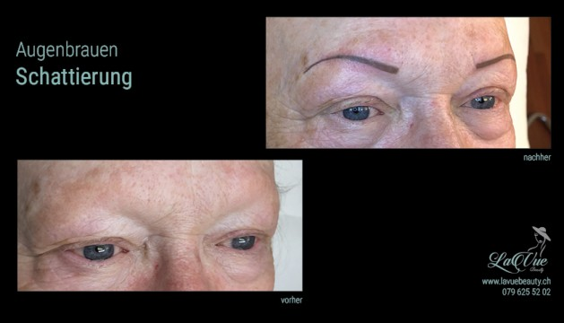permanent make up MICROBLADING THUN BERN MICRONEEDLING