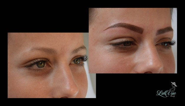 Permanent Make up Thun Bern Microblading